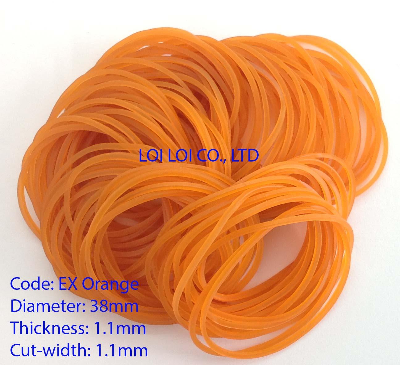dây thun cam